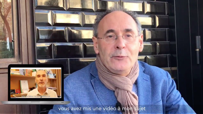 video france insoumise monsanto dans bureau reponse