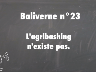 agribashing baliverne #23
