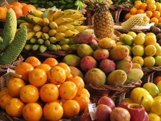 fruits et legumes importations