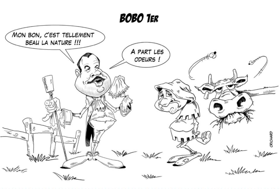 dessin CRichard – Marianne perico – bobo
