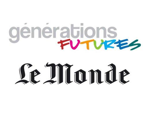 effet cocktail Le Monde et Génération Futures