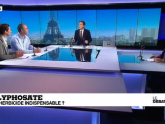 debat glyphosate france 24
