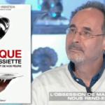 Gil Rivière sur le plateau de Salut les terriens : bio, pesticides, véganisme, orthorexie, peurs alimentaires