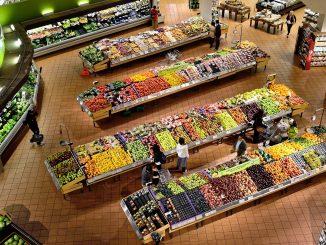 supermarche bio business alimentation